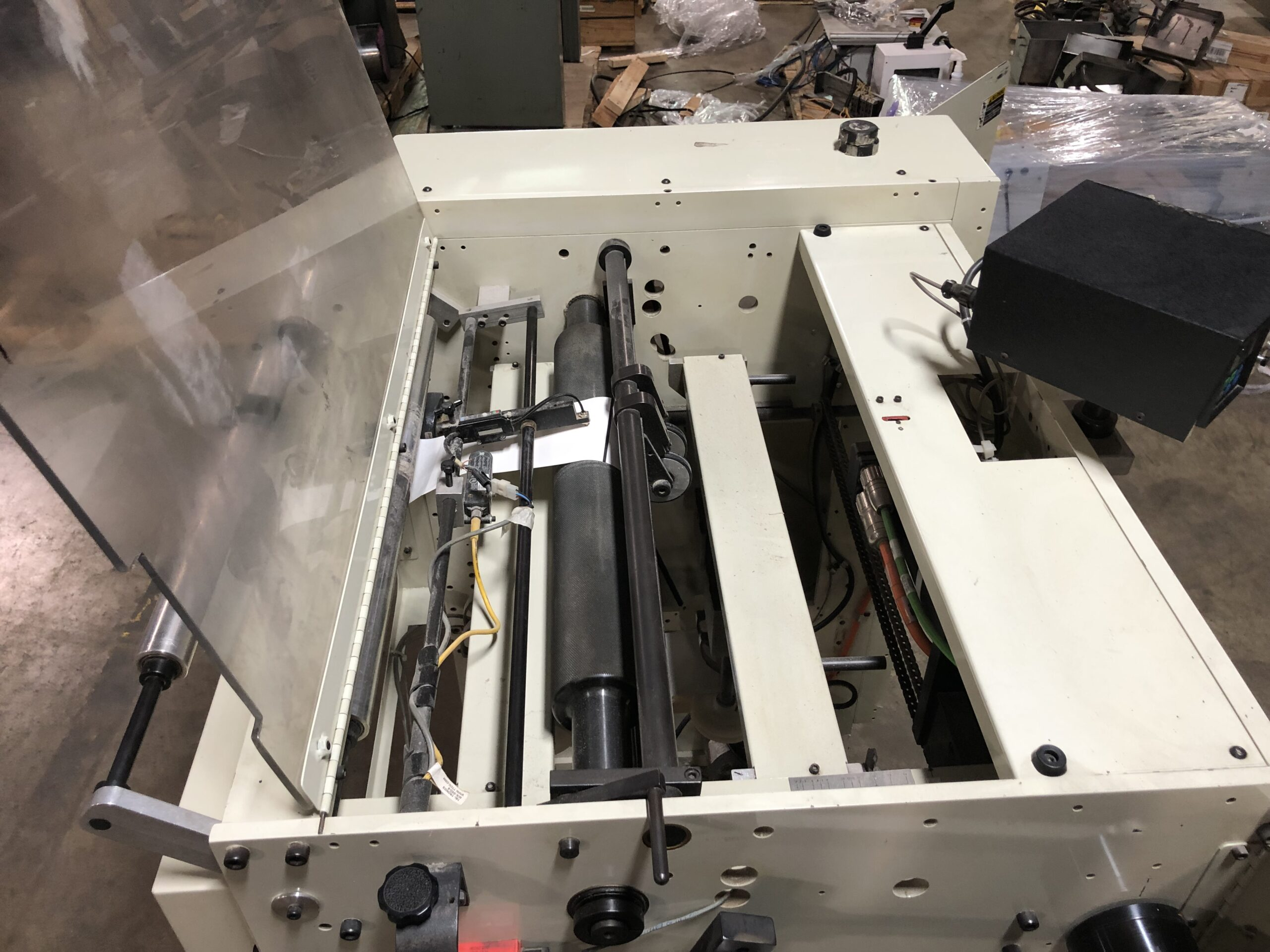 B Bunch Fan Folder - Used Flexo Printing Presses and Used Flexographic Equipment-6