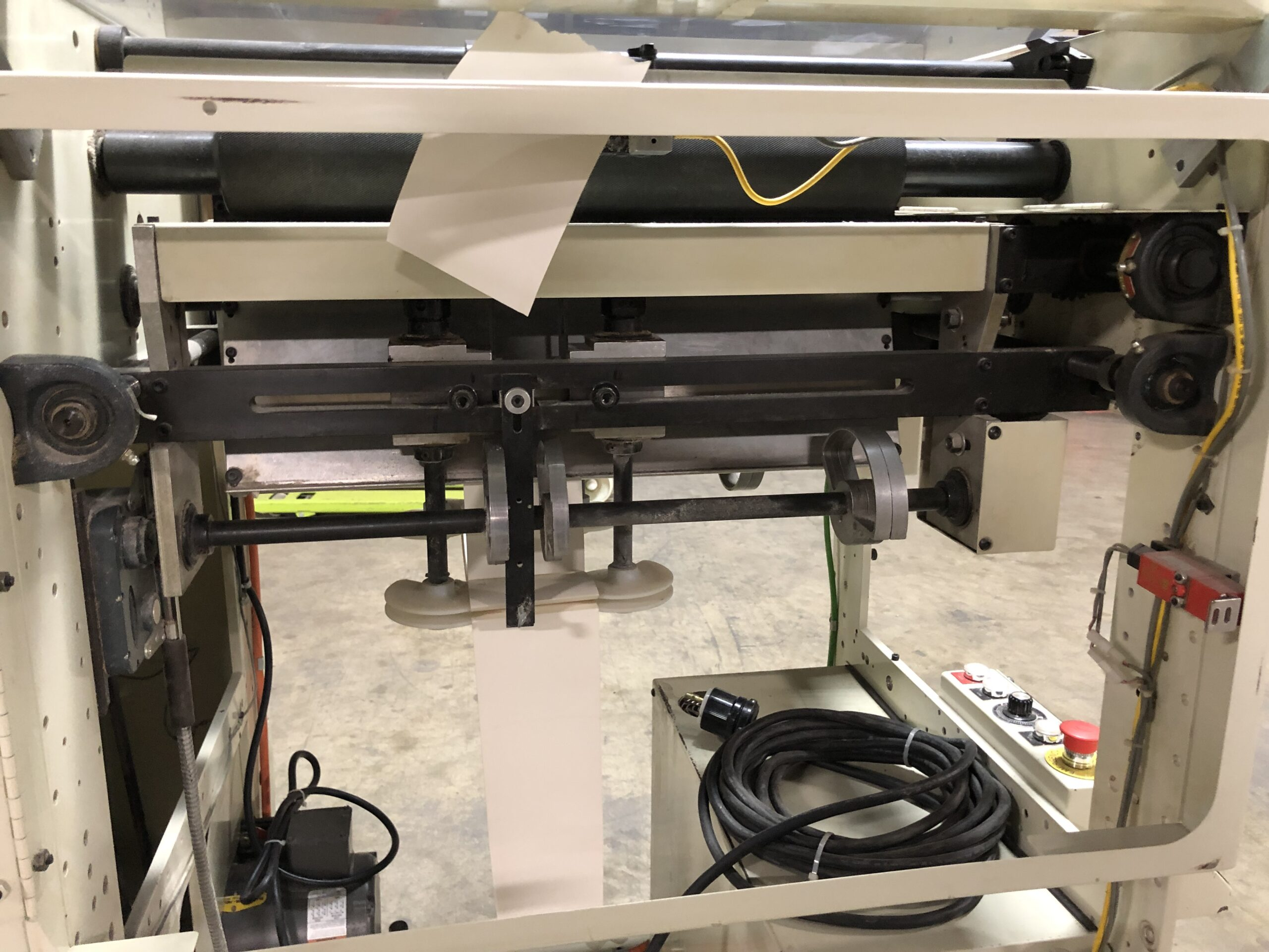B Bunch Fan Folder - Used Flexo Printing Presses and Used Flexographic Equipment-7