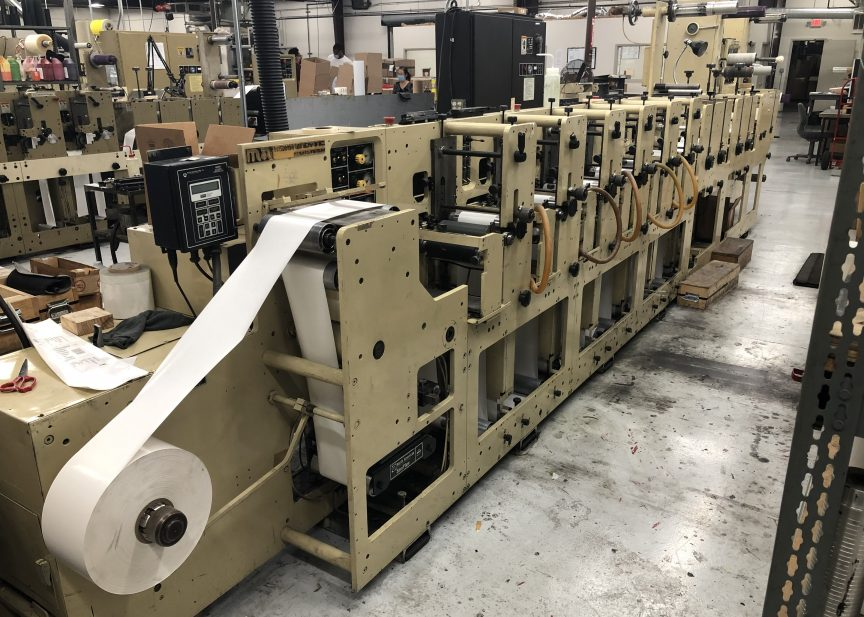 Mark Andy 2200