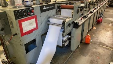 Allied 313 - Used Flexo Printing Presses and Used Flexographic Equipment