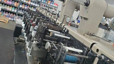 Webtron 650 - Used Flexo Printing Presses and Used Flexographic Equipment