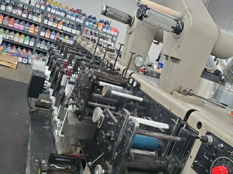 Webtron 650 - Used Flexo Printing Presses and Used Flexographic Equipment-0