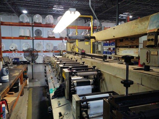 Aquaflex LC - Used Flexo Printing Presses and Used Flexographic Equipment-2