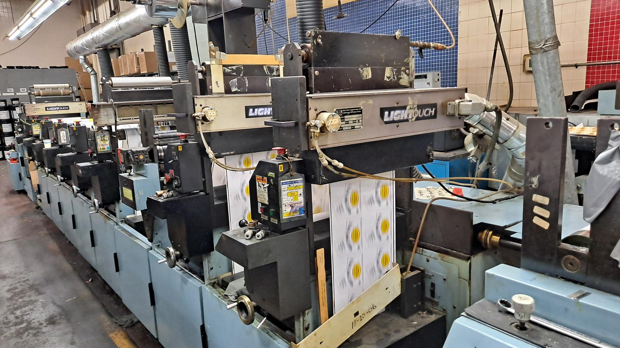 Propheteer 1300L - Used Flexo Printing Presses and Used Flexographic Equipment-0