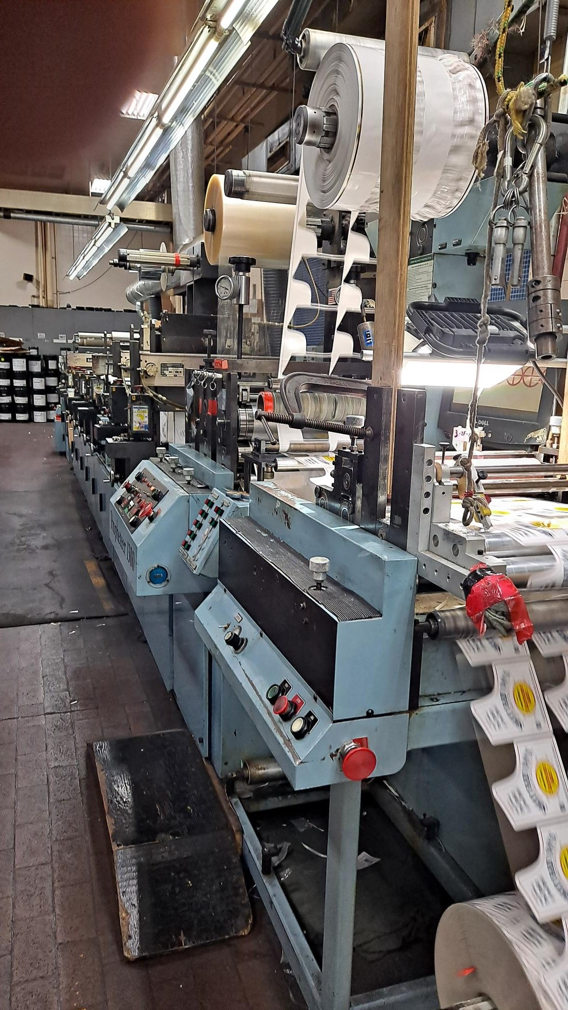 Propheteer 1300L - Used Flexo Printing Presses and Used Flexographic Equipment-3