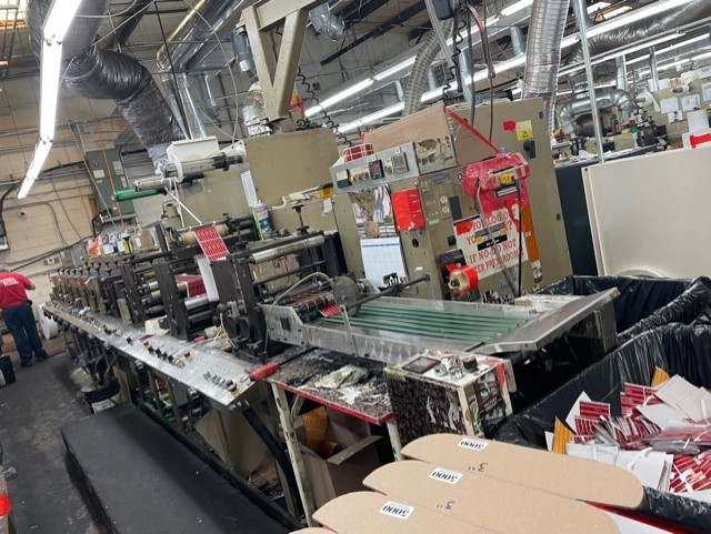 Aquaflex LC1006 - Used Flexo Printing Presses and Used Flexographic Equipment-4