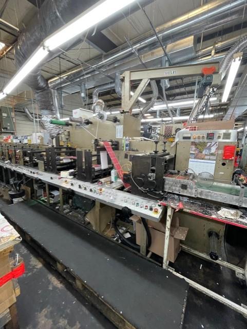 Aquaflex LC1006 - Used Flexo Printing Presses and Used Flexographic Equipment-6