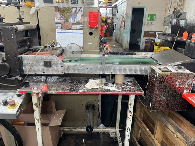 Aquaflex LC1006 - Used Flexo Printing Presses and Used Flexographic Equipment-11