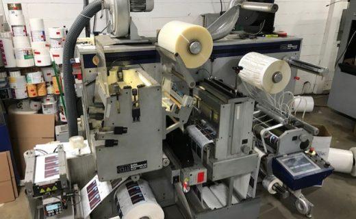 GM DC330 Mini - Used Flexo Printing Presses and Used Flexographic Equipment