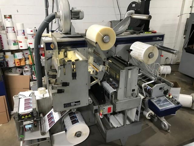 GM DC330 Mini - Used Flexo Printing Presses and Used Flexographic Equipment-0