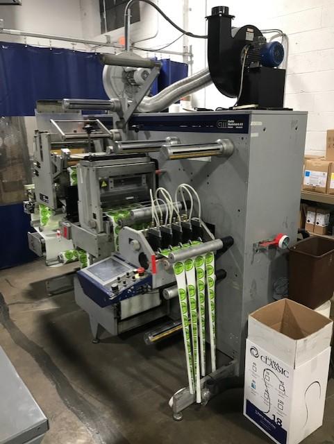 GM DC330 Mini - Used Flexo Printing Presses and Used Flexographic Equipment-3