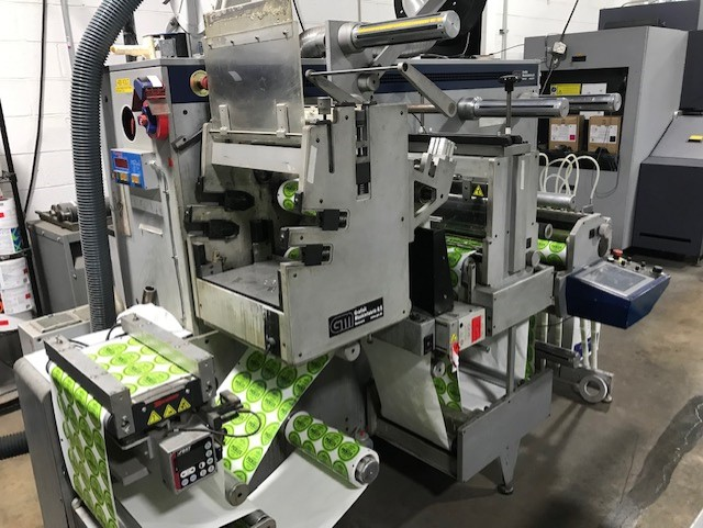 GM DC330 Mini - Used Flexo Printing Presses and Used Flexographic Equipment-4