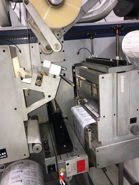GM DC330 Mini - Used Flexo Printing Presses and Used Flexographic Equipment-7