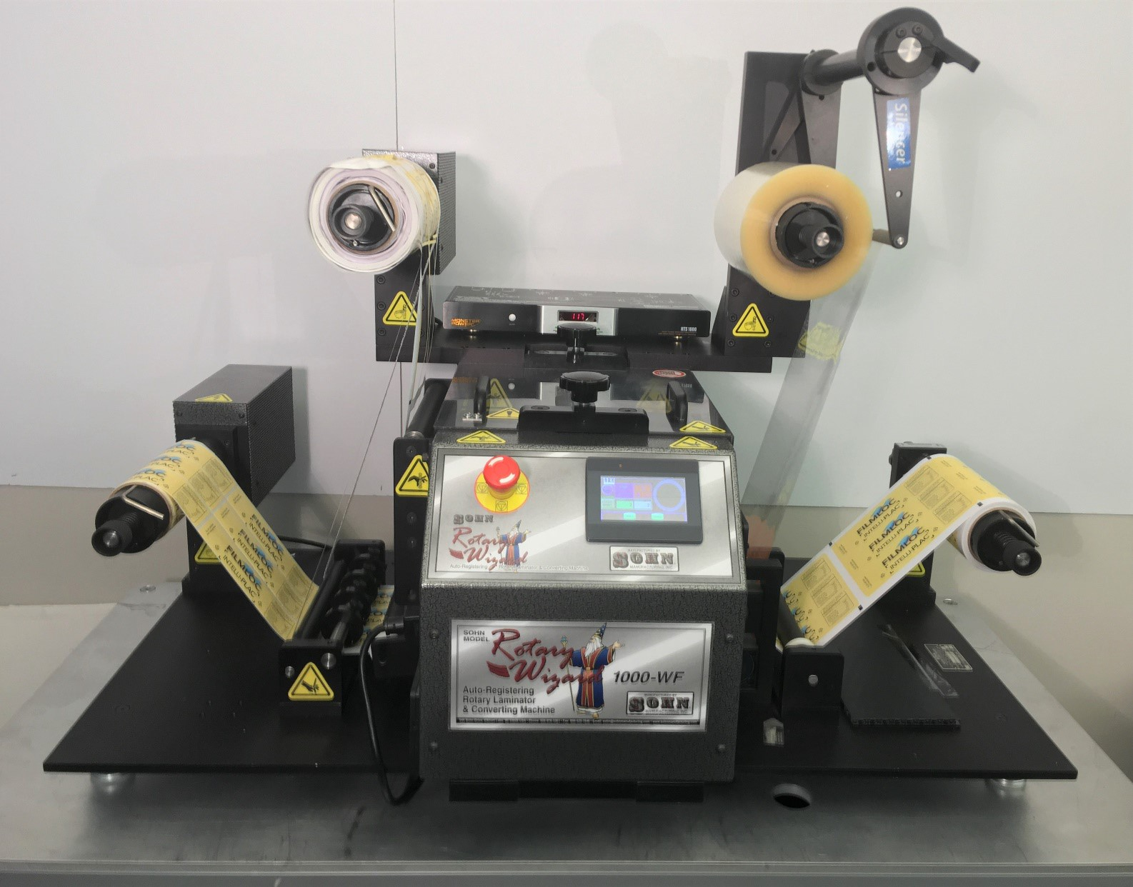 Sohn Rotary Wizard 1000-WF - Used Flexo Printing Presses and Used Flexographic Equipment-0