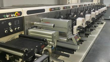 Nilpeter FA 3300S - Used Flexo Printing Presses and Used Flexographic Equipment