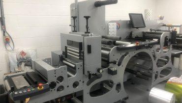 ABG SRI330 - Used Flexo Printing Presses and Used Flexographic Equipment