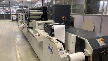 ABG Digicon Series 2 - Used Flexo Printing Presses and Used Flexographic Equipment